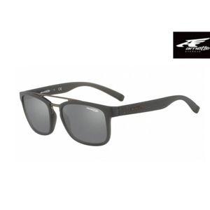Arnette Baller Matte Gray Sunglasses